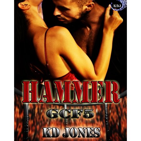 Hammer (Galactic Cage Fighter Series Book 5) - eBook