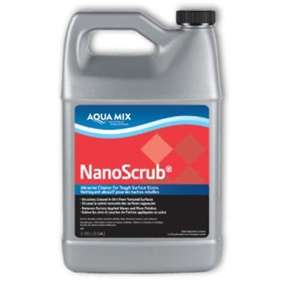 Custom building products aqua mix 1 qt. Nano scrub cleaner-100978.