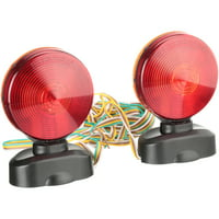 Blazer International® Magnetic Trailer Towing Light Kit