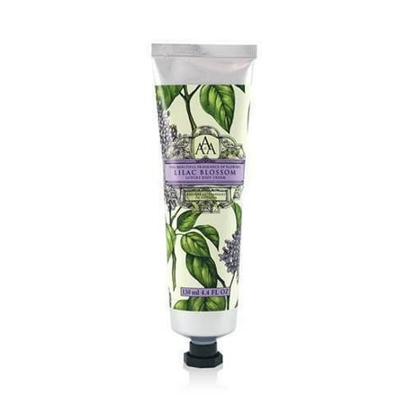 The Somerset AAA Floral Lilac Blossom Luxury Body Cream 130 ml.