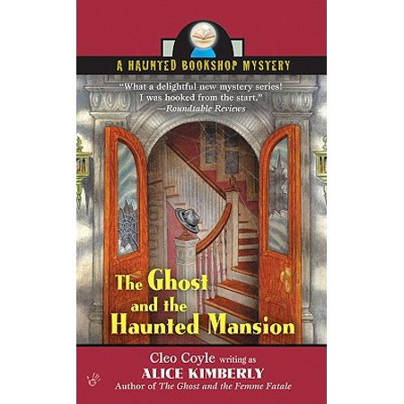 The Ghost and The Haunted Mansion - eBook](Halloween Disneyland Haunted Mansion)