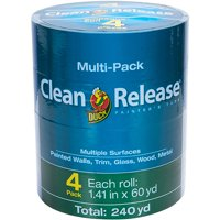 Duck Brand Clean Release Blue Painter's Tape