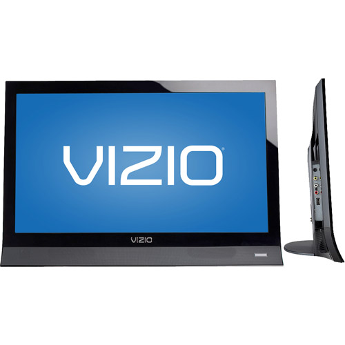 "VIZIO 19"" Class LED-LCD 720p 60Hz HDTV (2.3"" ultra-slim), E190VA"