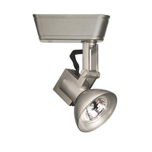 WAC Lighting 75W MR16 Premium Low Voltage Brushed Nickel L Series Track Head