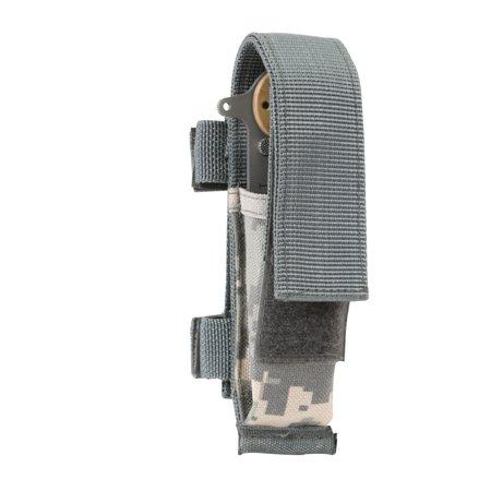 POLYESTER KNIFE SHEATH (ACU DIGITAL) ()