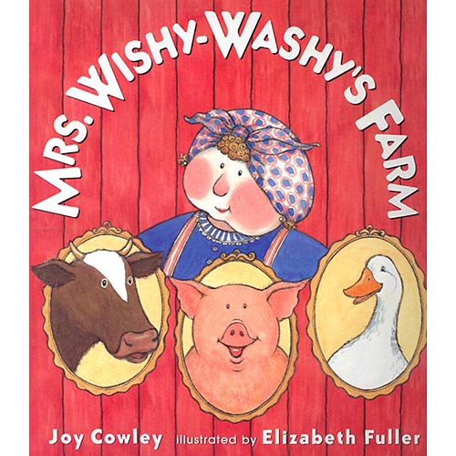 Mrs Wishy-Washys Farm