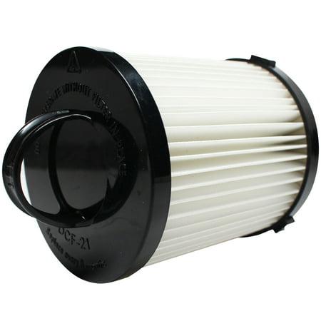 Replacement Eureka DCF21 Vacuum Dust Cup Filter - Compatible Eureka DCF-21 Filter - image 1 de 4