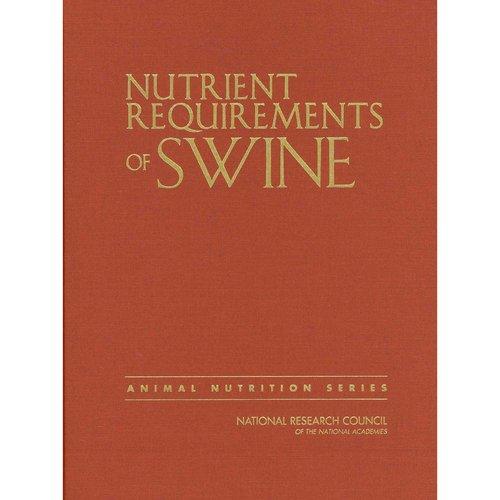 Nutrient Requirements of Swine
