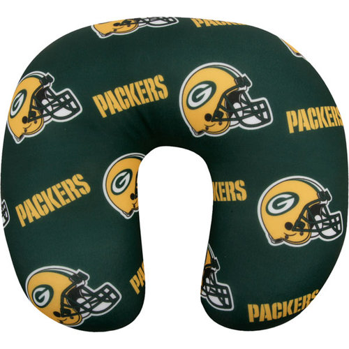 NFL - Green Bay Packers Travel Neck Pillow