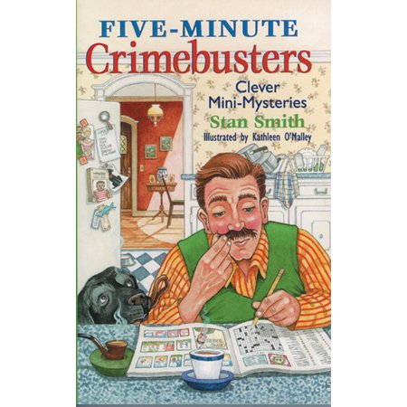 Five-Minute Crimebusters : Clever Mini-Mysteries](Five-minute Halloween Mysteries)