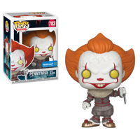 Funko POP! Movies: IT: Chapter 2 - Pennywise w/ Blade (Walmart Exclusive)