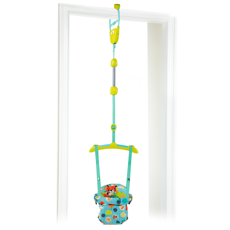 646935c3a Bright Starts Kaleidoscope Safari Door Jumper - Walmart.com
