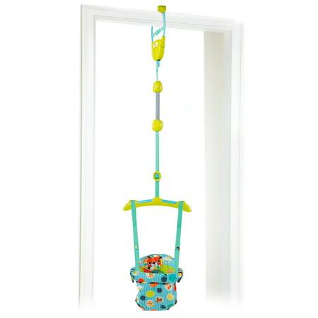 Bright Starts Kaleidoscope Safari Door Jumper