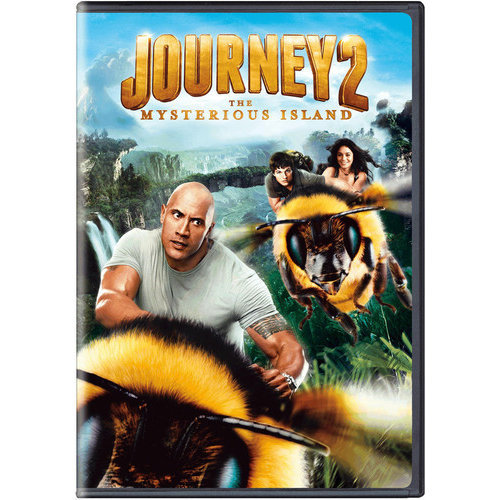Journey 2: The Mysterious Island (With INSTAWATCH) (Widescreen)