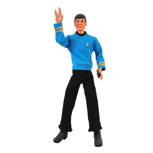 Star Trek: The Original Series 1 4 Ultimate Scale Action Figure: Commander Spock by Diamond Comic Distributors, Inc.