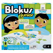 Blokus Junior Strategy Game For Kids And Family, Learning Game For 5 Year Olds And Up
