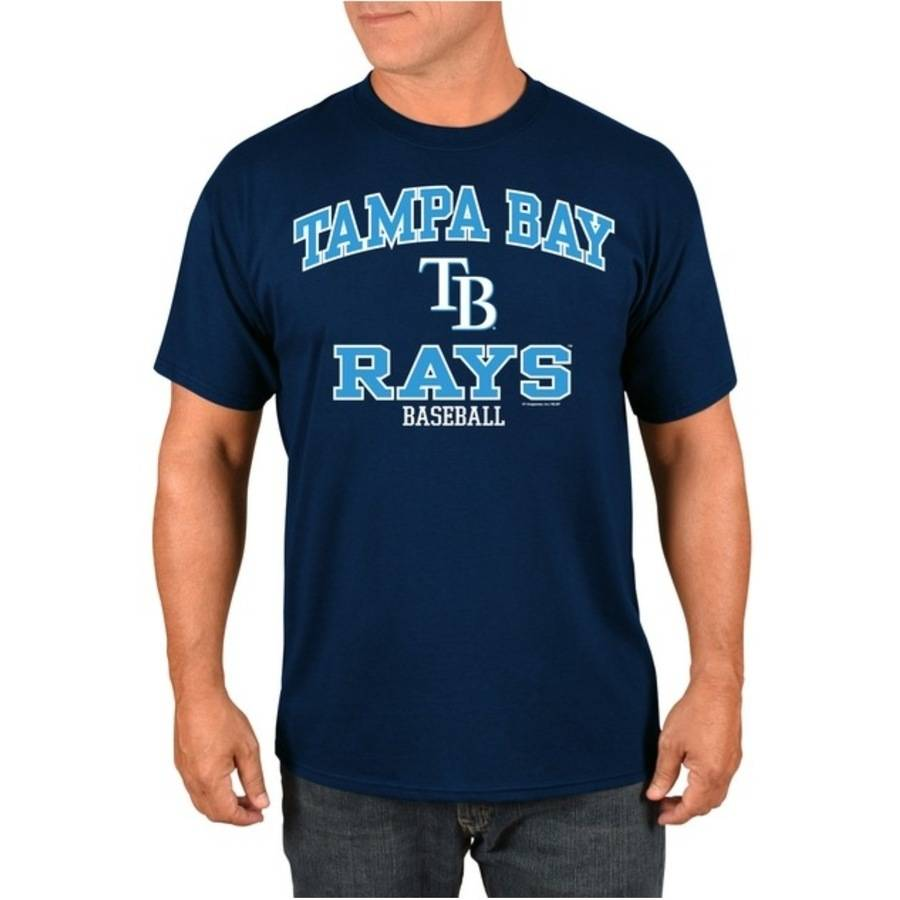 MLB Tampa Bay Rays Men's High Praise Big Men's T-Shirt