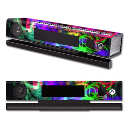 Skin Decal Wrap for Microsoft Xbox One Kinect sticker Neon