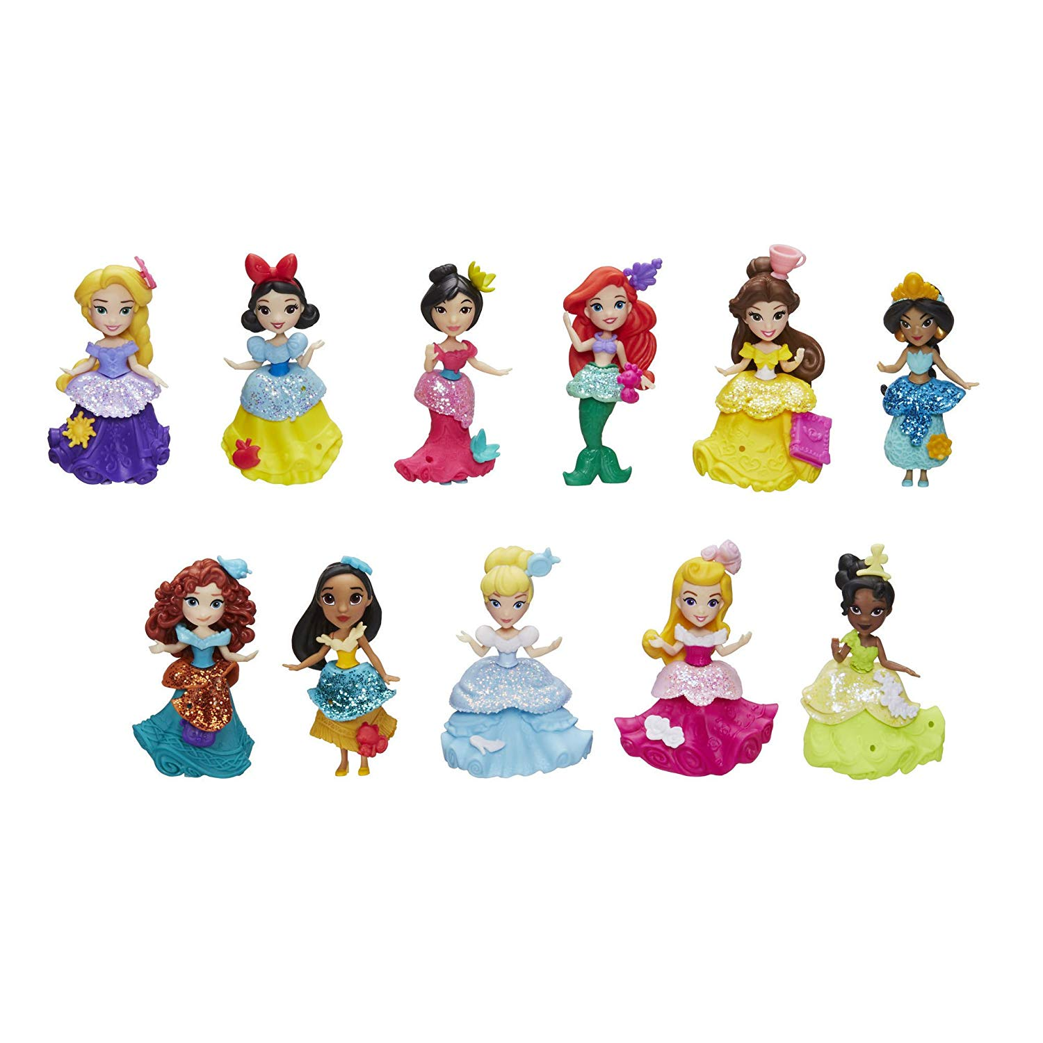 Disney Princess Little Kingdom Collection 11 princesses in all! by Hasbro
