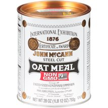 Oatmeal: John McCann's Irish