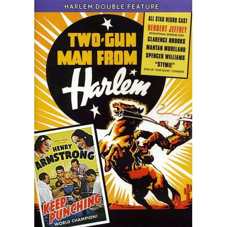 Two-Gun Man From Harlem (1938) / Keep Punching (1939 (DVD)