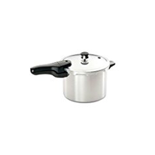 NATIONAL PRESTO IND 01264 6Quart Aluminum Pressure Cooker