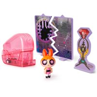 The Powerpuff Girls, Aura Power Pod with 2 Inch Blossom Figure, by Spin Master