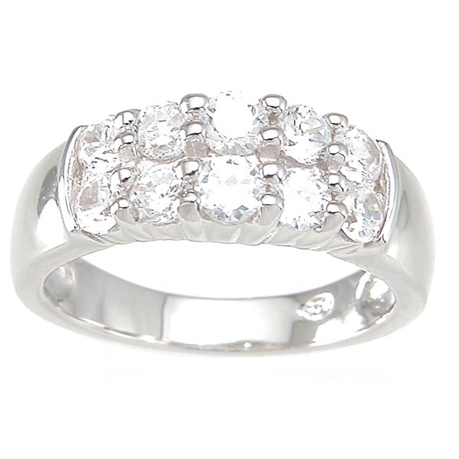 Plutus kkr6765d 925 Sterlng Silver Fashion Ring Size 9
