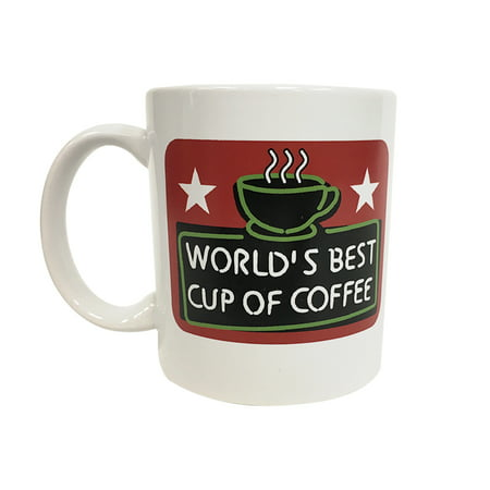 World's Best Cup of Coffee Mug Elf Christmas Movie Will Ferrell Shop Sign 11