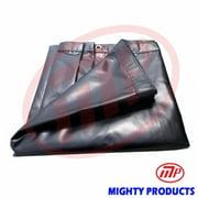 Mighty Products MT-VT15-B0808 15 oz. Light Weight, Medium Duty Vinyl Tarp, 8 x 8 ft.