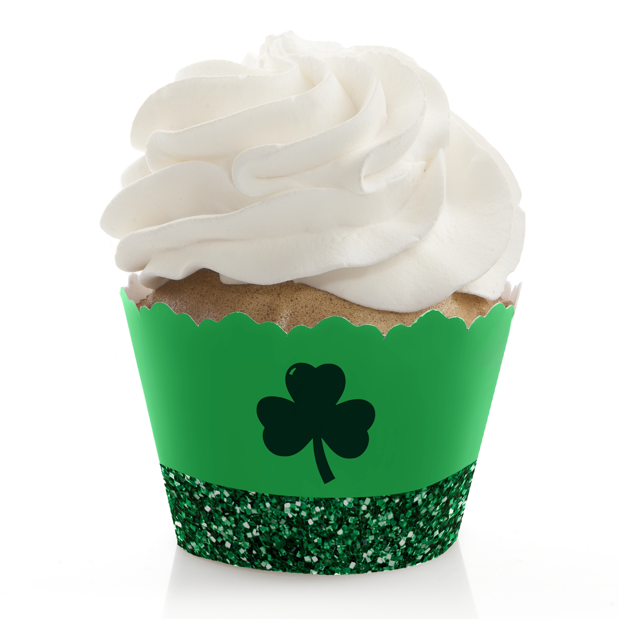 St. Patrick's Day - Saint Patty's Day Party Cupcake Wrappers - Set of 12