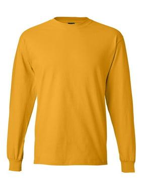 74cbd033 Product Image Hanes T-Shirts - Long Sleeve Beefy-T Long Sleeve T-Shirt 5186