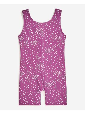 Danskin Girl's Dance & Gymnastics Unitard(Little Girls & Big Girls)