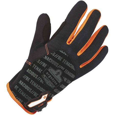 Ergodyne ProFlex 812 Work Glove, Synthetic Leather Palm, Breathable Comfort, XL Leather Heavy Protection Work Gloves