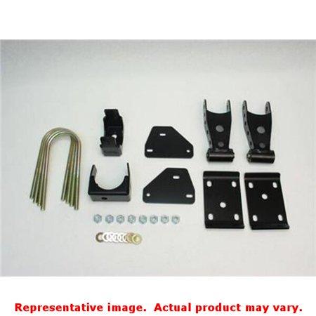 Belltech 6686 Axle Flip Kit For Dodge Ram 1500