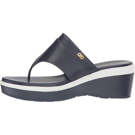 475961fb963 Cole Haan Womens Cecily Grand Thong Open Toe Casual Slide - image 1 of 2 ...