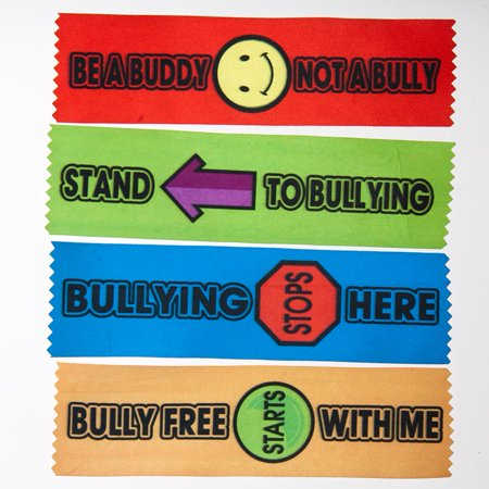 Anti Bullying Color (Anti-Bullying Award Ribbons)