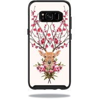 Skin For OtterBox Symmetry Samsung Galaxy S8 Case - spring deer | Protective, Durable, and Unique Vinyl Decal wrap cover | Easy To Apply, Remove, and Change Styles