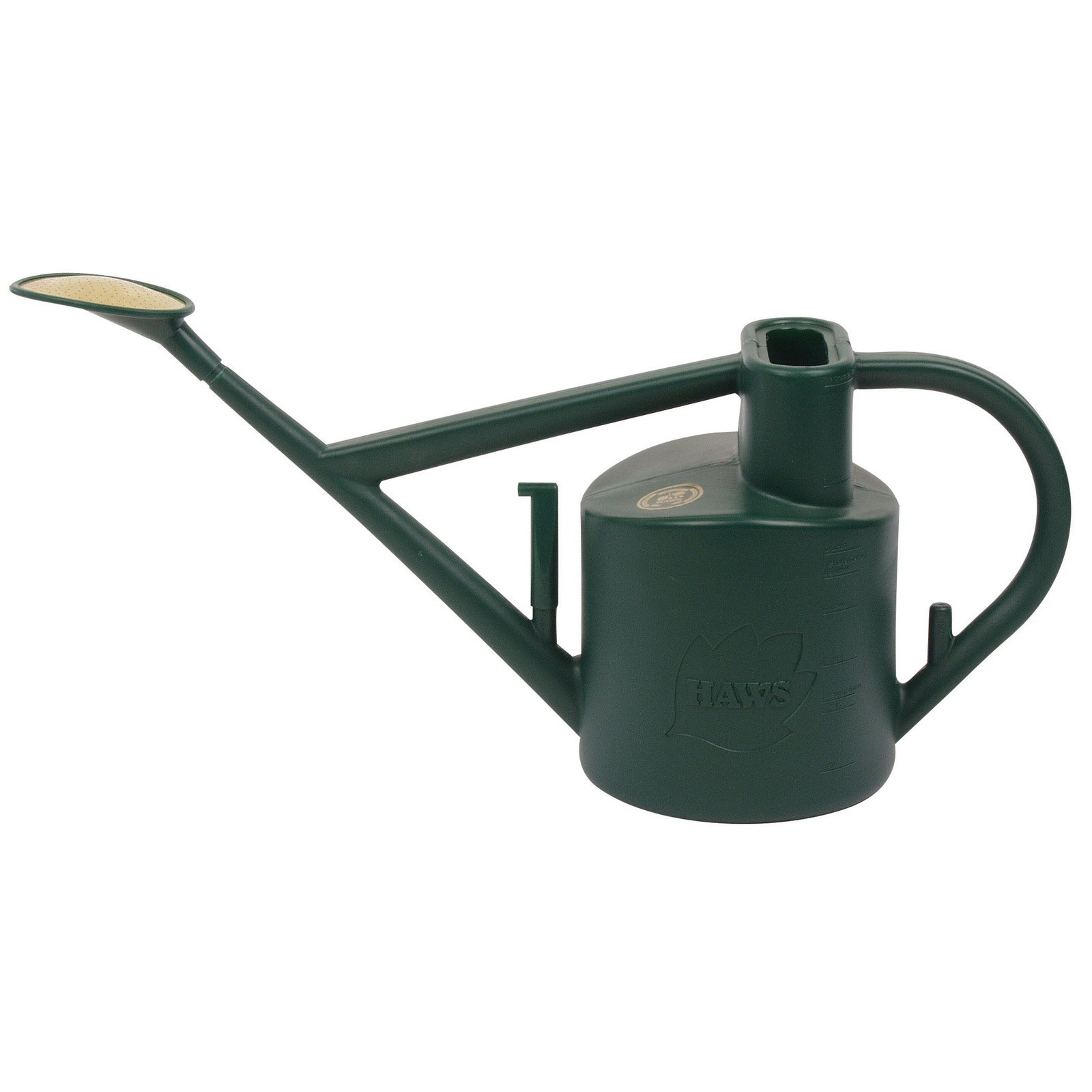 Haws 6 Liters Plastic Green Practican Outdoor Watering Can by Bosmere Inc