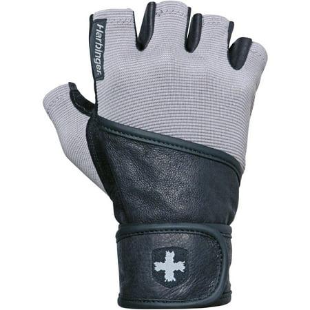 Harbinger Classic Wash & Dry WristWrap Glove
