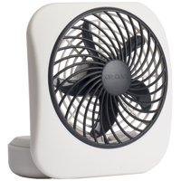 Product Image O2cool 5 Inch Portable Fan Gray