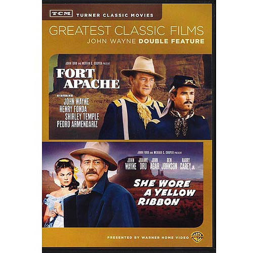 Fort Apache / She Wore A Yellow Ribbon (With INSTAWATCH) (Widescreen)