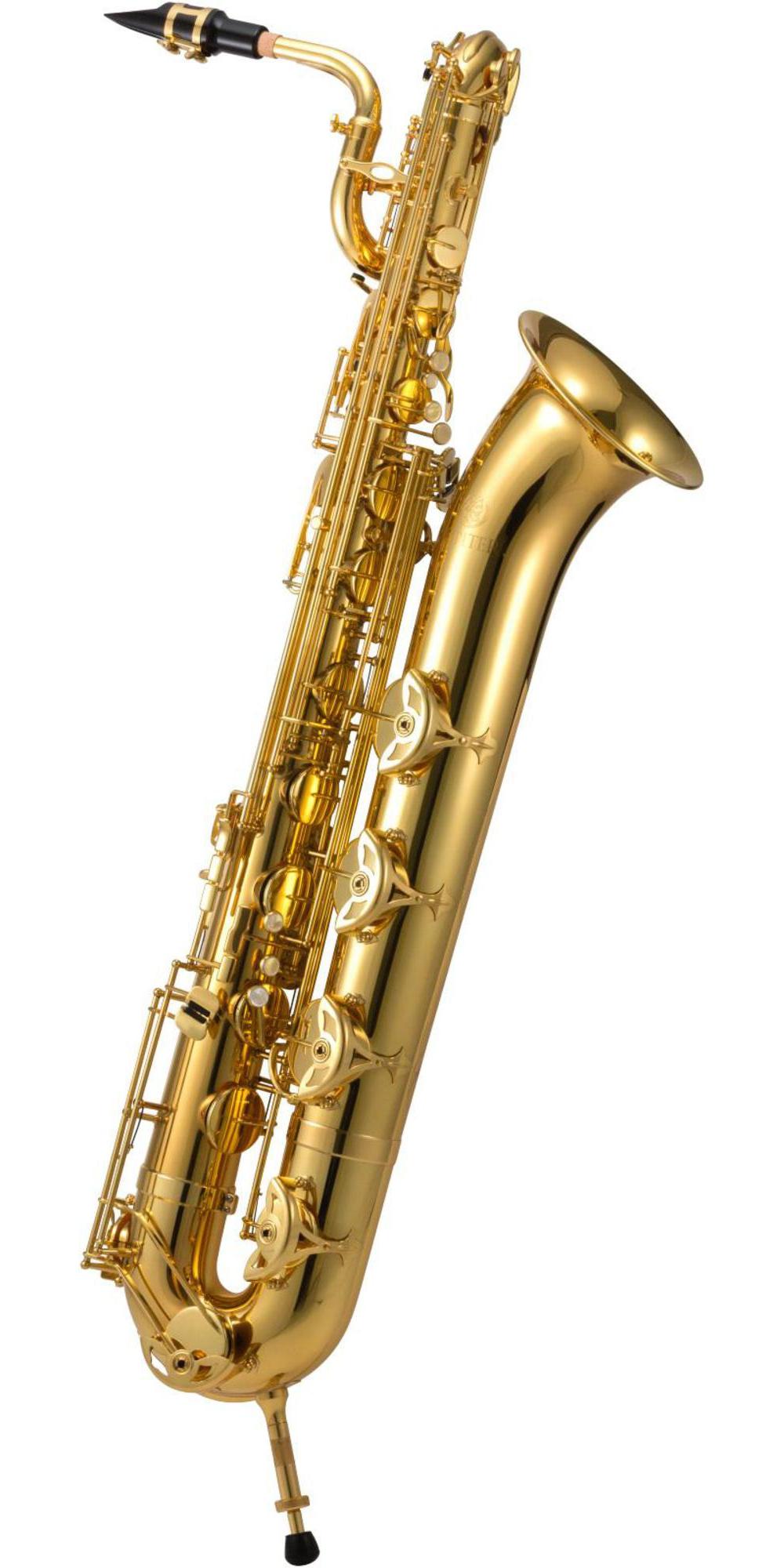 Jupiter JBS1100 Performance Level Eb Baritone Saxophone by Jupiter