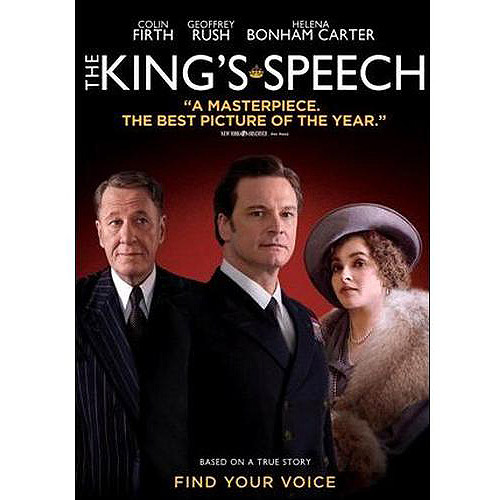 The King's Speech (Widescreen)
