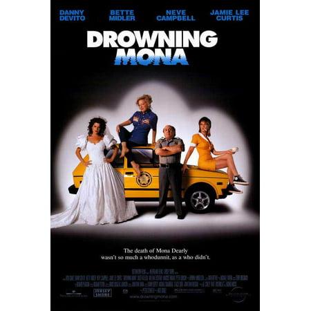 Drowning Mona Poster Movie B  27X40