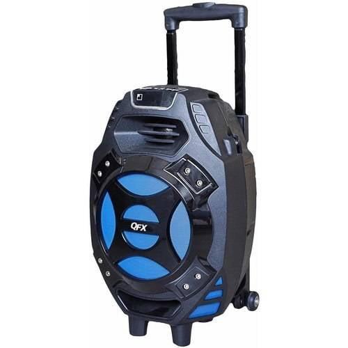 QFX PBX-61081BT Portable Tailgate Bluetooth Speaker and FM Radio