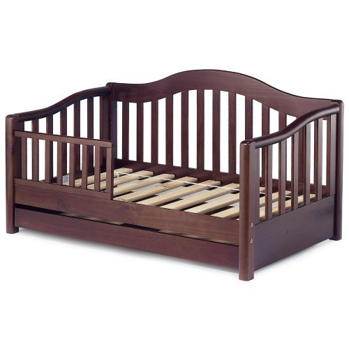 Grande Toddler Bed - Oak