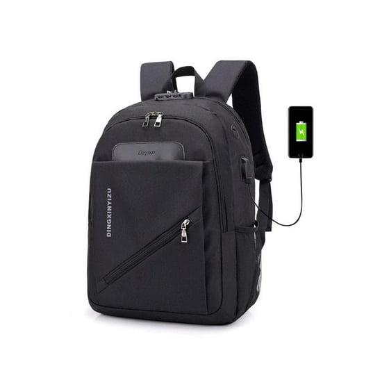 Anti-theft Men Women Nylon Laptop School Backpack Travel Bags USB Charging  Port - Walmart.com e6381324acf84
