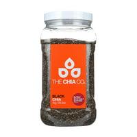 The Chia Company Chia Seed - Black - Tub - 35.3 oz