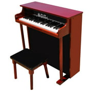 Schoenhut 6637B - 37 Key Trad/Deluxe Spinet with Bench